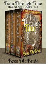 Train Through Time Boxed Set: Books 1–3