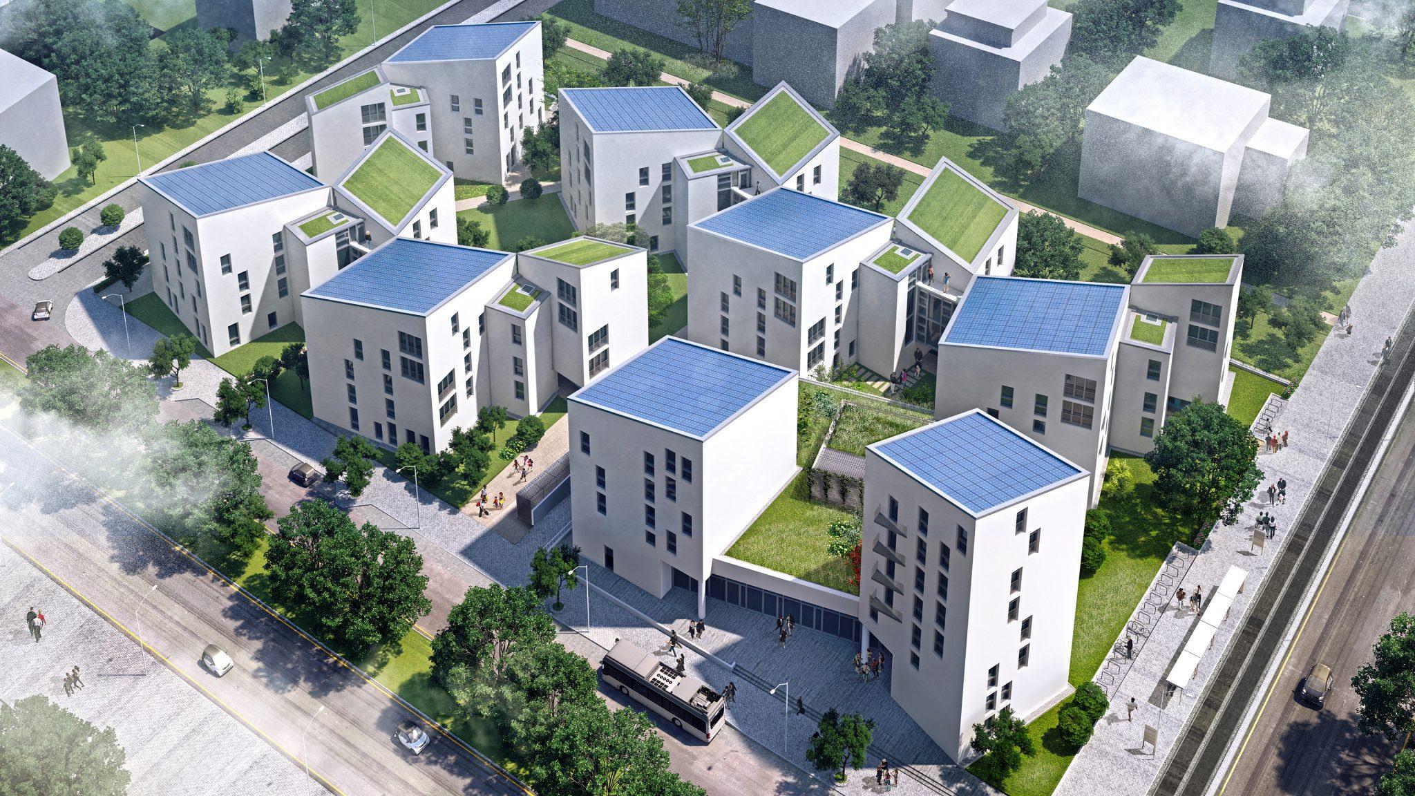 Future Living Berlin abre sus puertas, la primera Smart City de Europa desarrollada por Panasonic