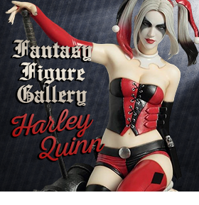 HARLEY QUINN FANTASY FIGURE COLLECTION
