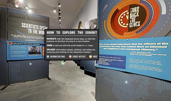 Virtual Exhibit Preview