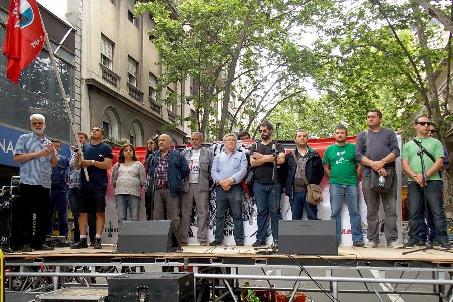 Sindicatos de los entes se declararon en conflicto y después del miércoles inician plan de acción