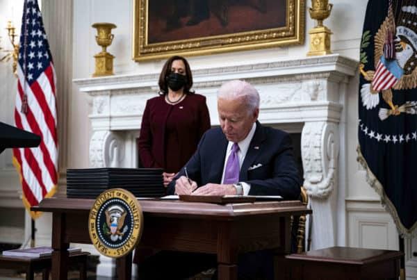 Joe Biden executive orders