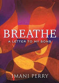 image of book cover-breathe by imani perry