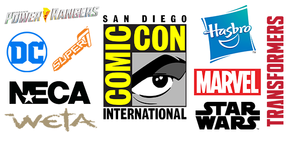 SDCC COMING SOON