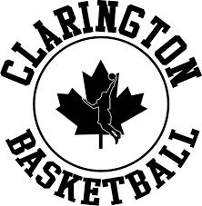 clarington basketball logo