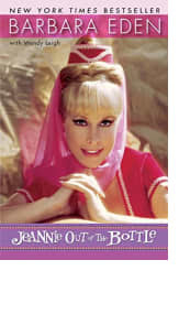 Jeannie Out of the Bottle by Barbara Eden with Wendy Leigh