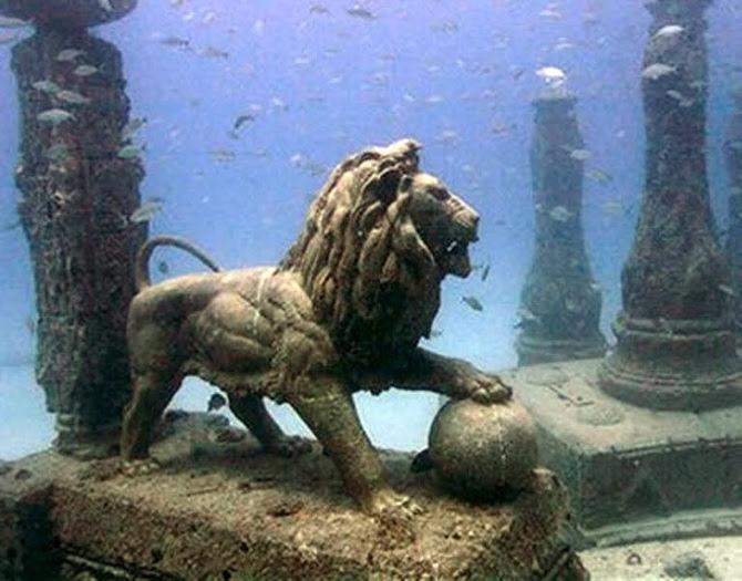 1 Cleopatra EducatingHumanity 670 - La historia bajo el mar de las antiguas civilizaciones