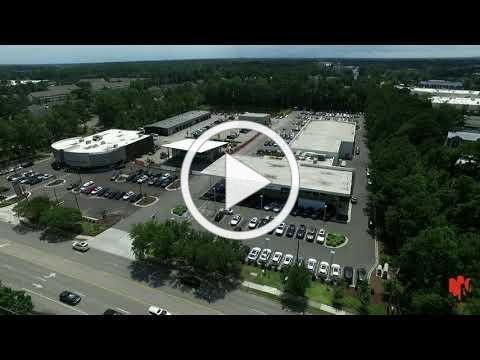Baker Collections Drone Flyover