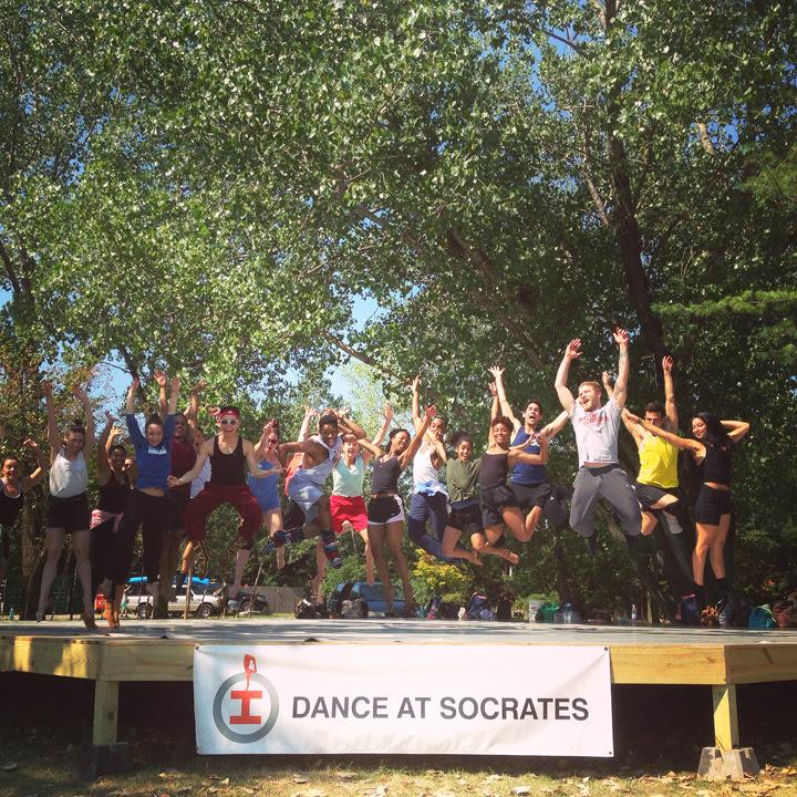Norte Maar, Socrates Sculpture Park, dance, summer dance, dance nyc