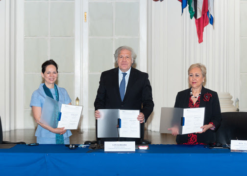 OAS and Rotarians of Central America and the United States to Help Migrants and Young People