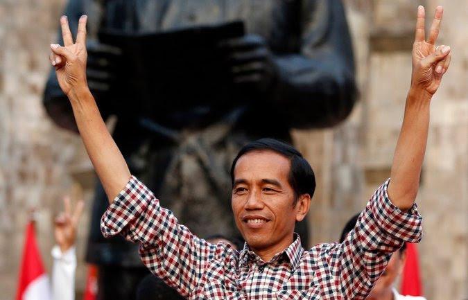 Thống đốc Jakarta, Joko Widodo, sẽ tuyên thệ nhậm chức Tổng thống Indonesia vào tháng tới. Nguồn: Darren Whiteside / Reuters.