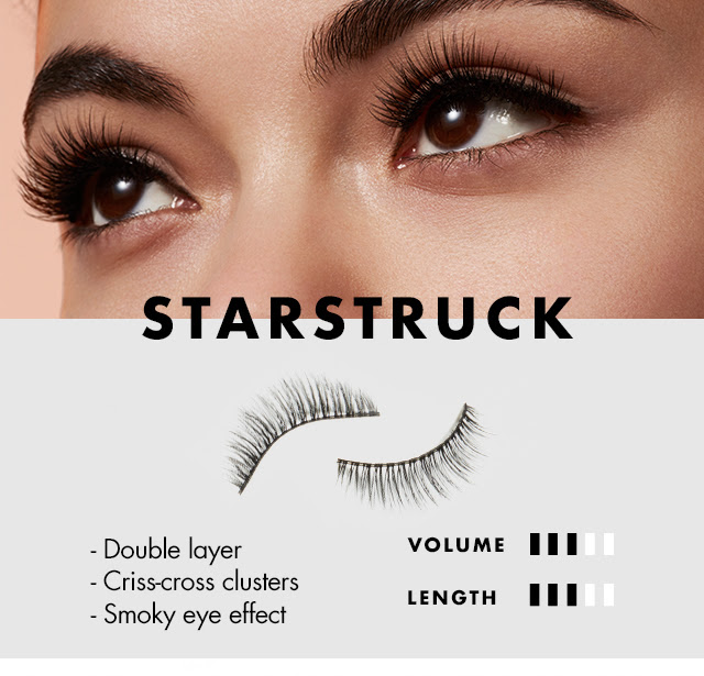 Who needs lash extensions when...