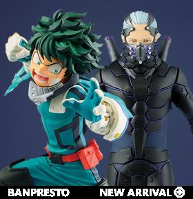 Banpresto My Hero Academia
