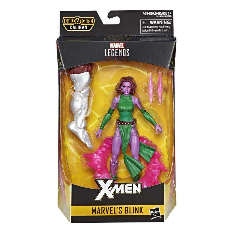 Image of X-Men Marvel Legends Marvel's Blink (Caliban BAF) - MAY 2019