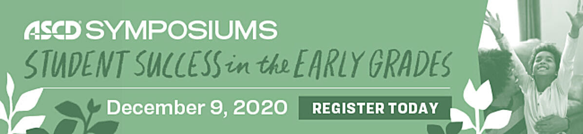 Early Years Symposium Banner