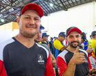 Os gaúchos Keller e Ritter são líderes no campeonato catarinense (Divulgação)
