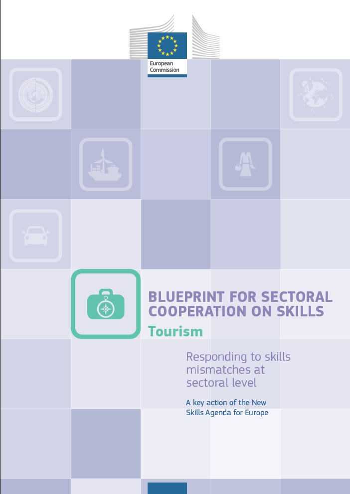 Blueprint for sectoral cooperation on skills: Tourism