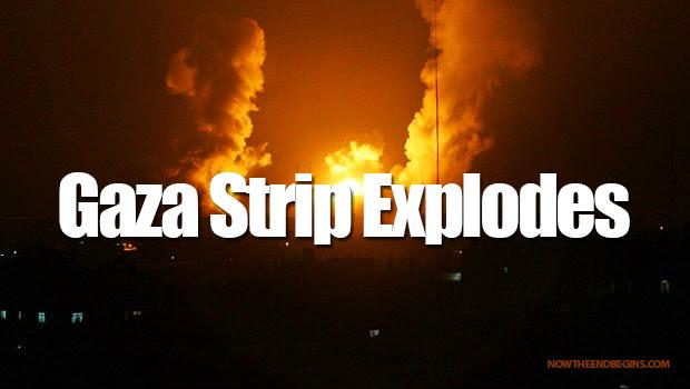 israeli-jets-strike-34-targets-gaza-strip-hamas-islamic-jihad