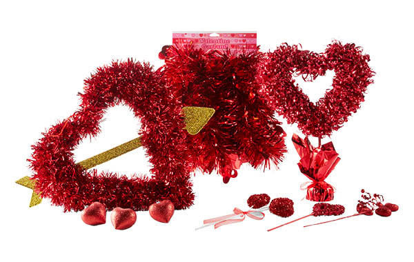 Clearance ALL Valentine's Day Décor & Ribbon