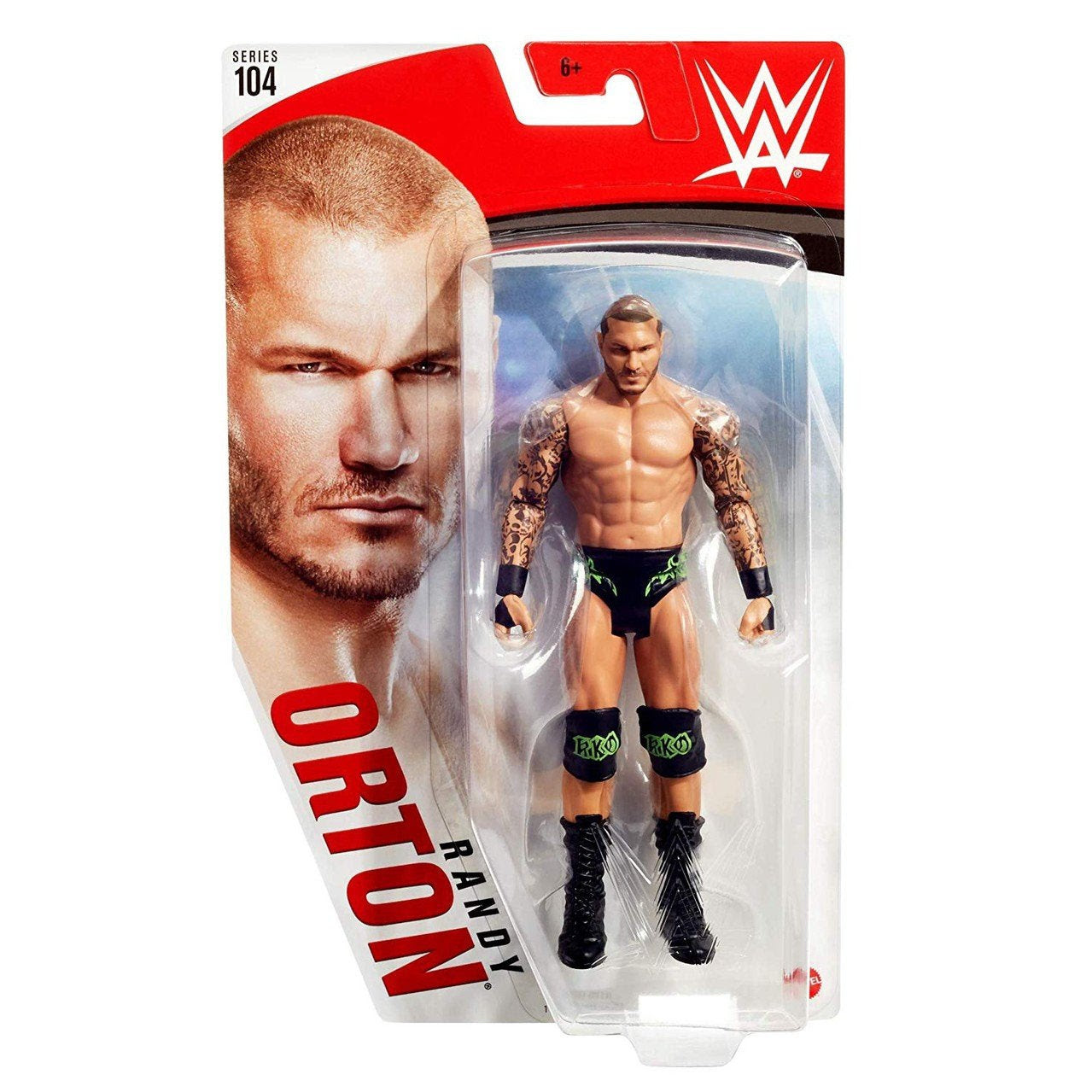 Image of WWE Basic Figure Series 104 - Randy Orton