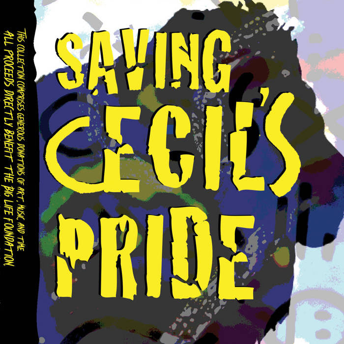 Saving Cecil's Pride cover art