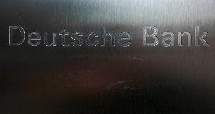 Logo de Deutsche Bank (archivo)