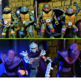 SDCC 2017 TMNT COLLECTORS CASE