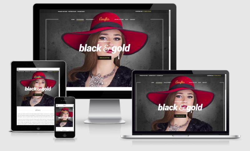 E-Commerce Website Theme