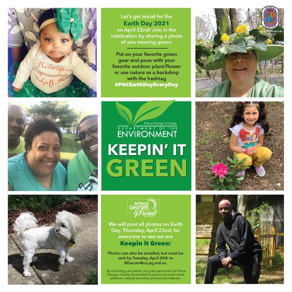 Keepin it Green 2021