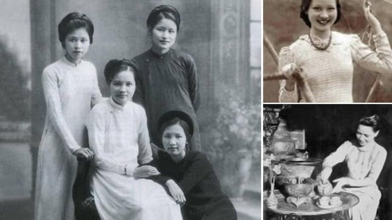 Con gái Hà Nội xưa dưới góc nhìn của một người con Sài Gòn - Trí ...