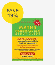 Maths Handbook and Study Guide Kevin Smith