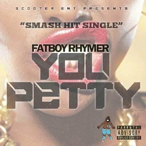FatBoy Rhymer - You Petty artwork