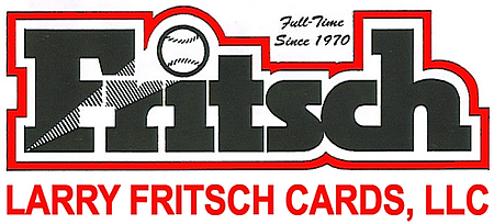 Larry Fritsch Cards Llc Baseball Cards Sports Cards