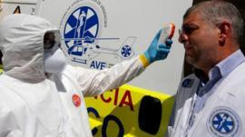 Coronavírus: os países da América Latina aos quais a doença chegou e o que estão fazendo para contê-la