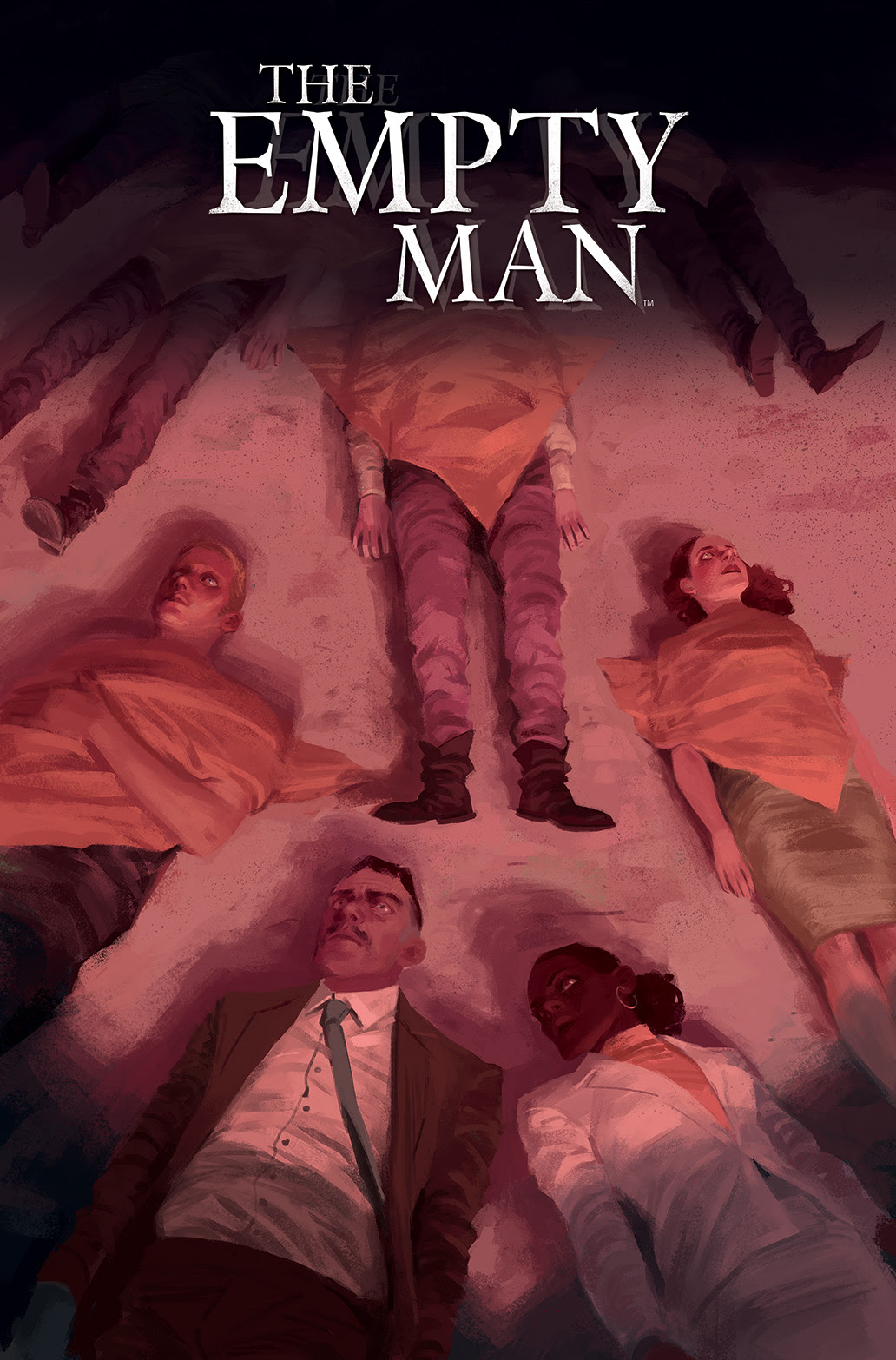THE EMPTY MAN #1 Cover A by Vanesa R. Del Rey