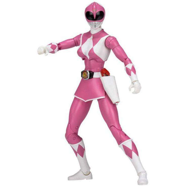"Image of Mighty Morphin Power Rangers Legacy 6"" Pink Ranger - FEBRUARY 2019"
