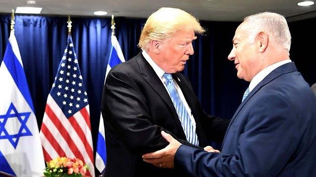 Нетаниягу и Трамп на встрече в ООН. Фото: пресс-служба правительства Израиля (Photo: Gov. Press Office)