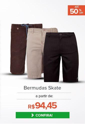 Bermudas Skate