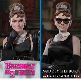 BREAKFAST AT TIFFANY'S HOLLY GOLIGHTLY 1/6 SCALE FIGURE