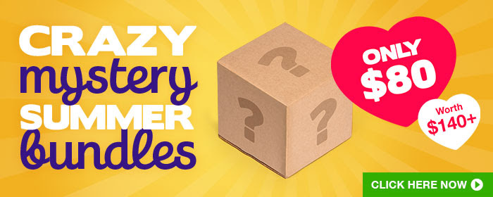 Crazy Mystery Summer Bundles at Lovehoney!