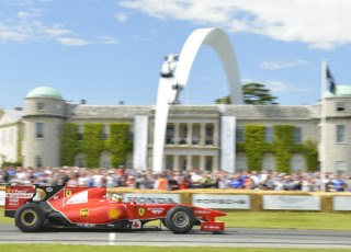 FIVE FORMULA 1 TEAMS TO ATTEND IN JUNE