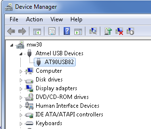 Getting started with ATmega8u2 and other AVR USB microcontrollers –  HELENTRONICA