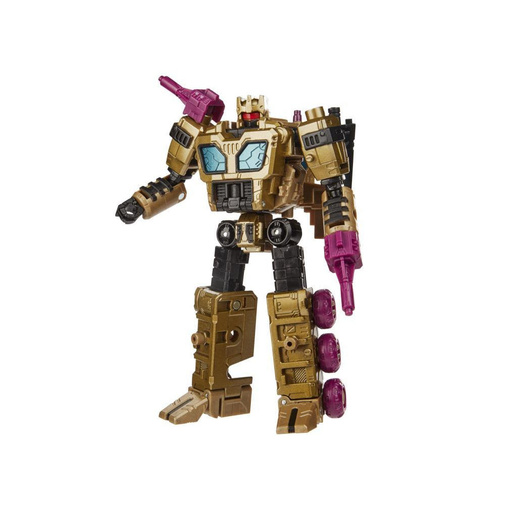 Image of Transformers Generations Selects War for Cybertron Earthrise Deluxe Black Roritchi - Exclusive - NOVEMBER 2020