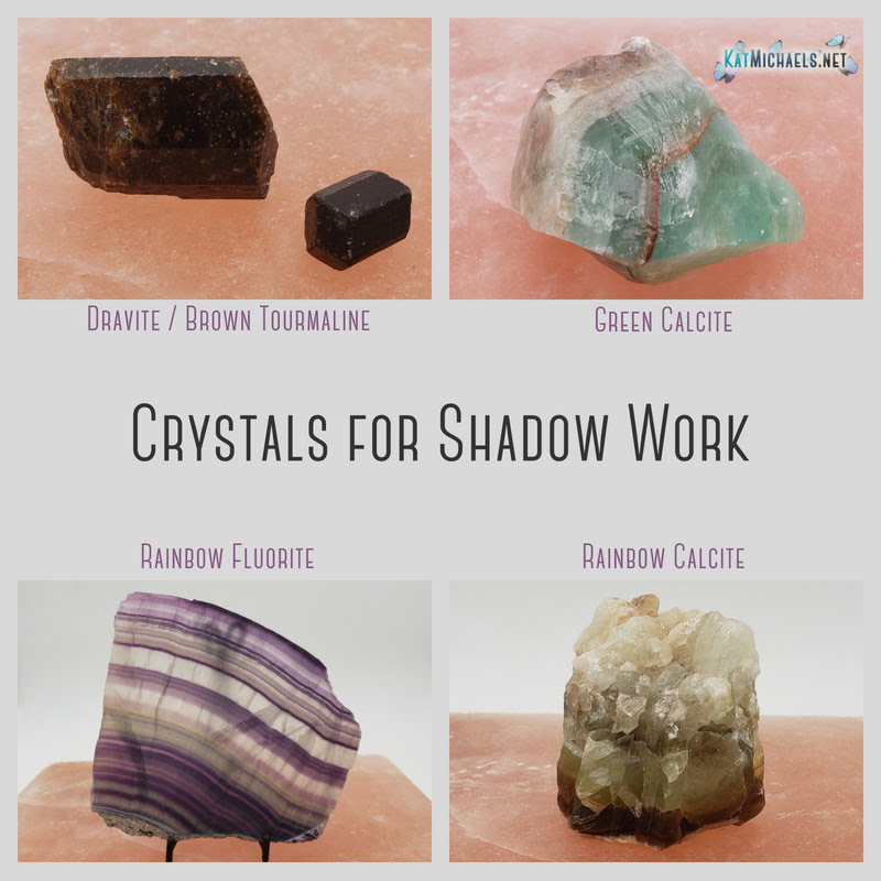 Crystals for Shadow Work