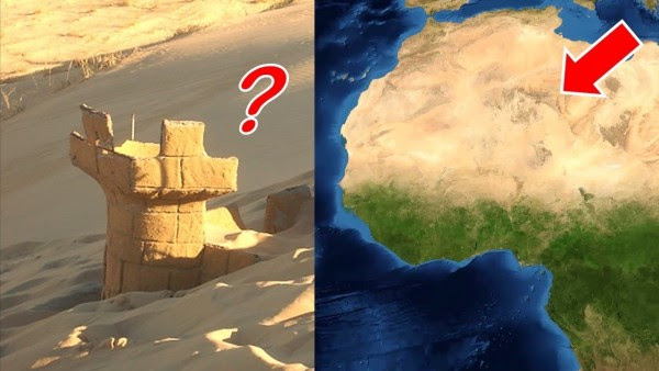 You Won't Believe What's Buried Under the Sahara…Hidden Lost Ancient Civilizations XZWyGZ28Gb_600