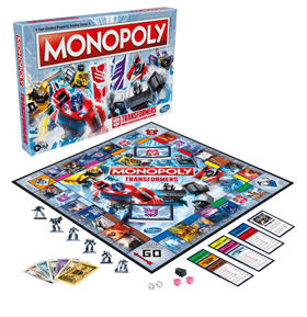 Monopoly: Transformers Edition