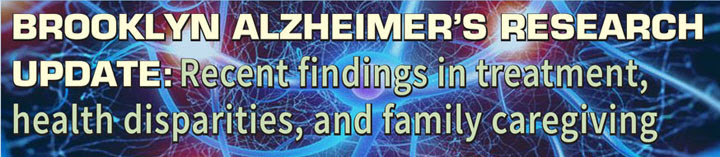 Alzheimer's Research Update Logo
