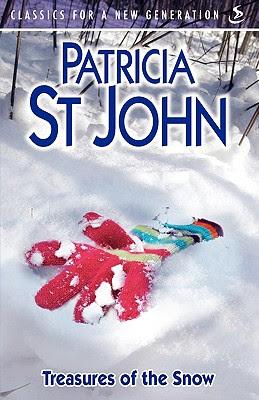 Treasures of the Snow - St. John, Patricia