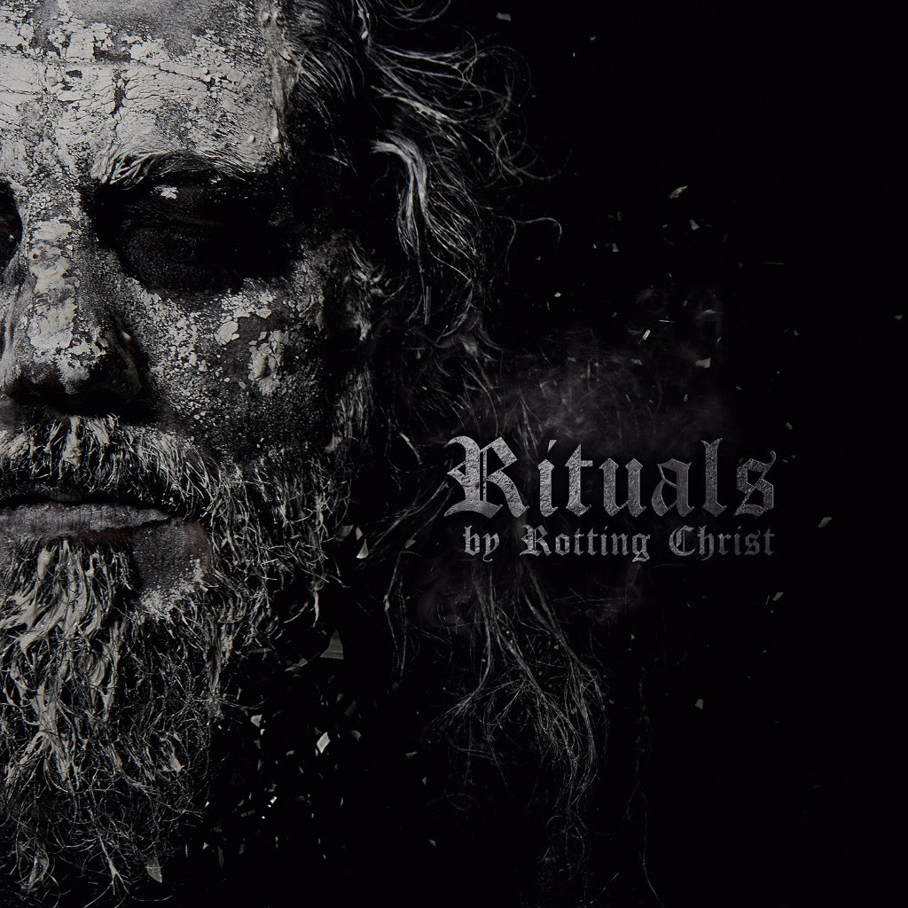 "ROTTING CHRIST ""Rituals"" album cover"