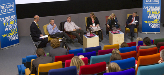 Panel discussion at T4WB 2013 conference